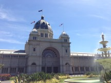 Royal Exhibition Center